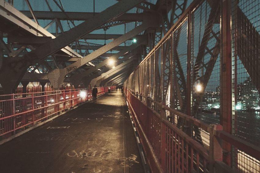 Architecture City Night Bridge - Man Made Structure Illuminated Built Structure