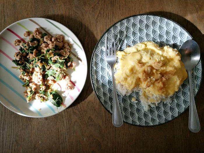 Thai meal Food