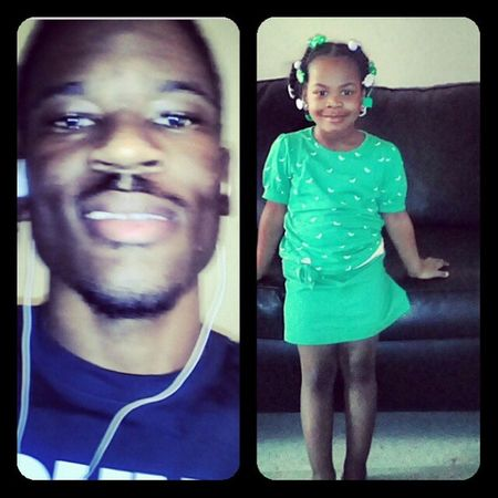 She my everything and my family me & little sister go Likealways Commenting