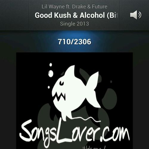 Good Kush And Alcohol