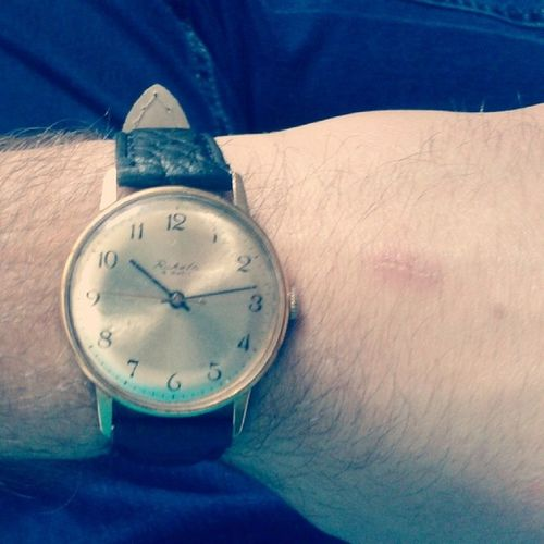 Oldschool , Watch , Raketa , Cccp