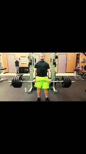Powerlifting Gains Beastmode 425lb Deadlifts