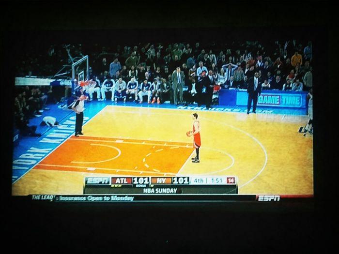 Lets Go Knicks