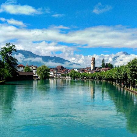 Simply cannot get enough of this country. Interlaken Postcardbeauty Breathtaking Likeadream CH HTCDesireEye