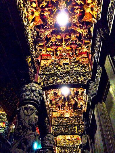 以石為基,以木為頂。 Temples Chinese