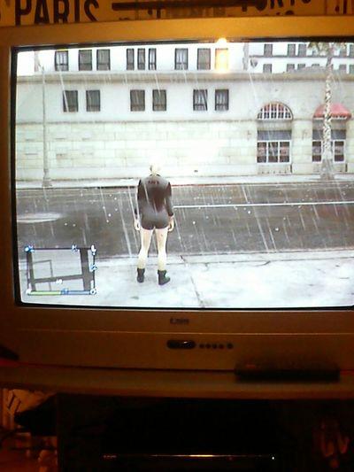 Devant GTA 5 Online avec un potooo ♥♥