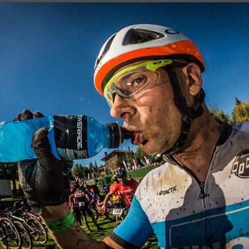 Powerade Catalunyabikerace2018 One Person Adult Helmet Portrait Occupation Headshot Men First Eyeem Photo A New Beginning