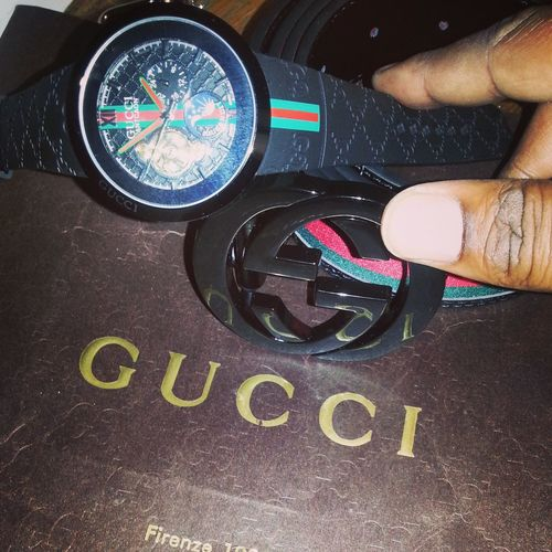GUCCI Guccistore Gucciwatch  Guccibelt