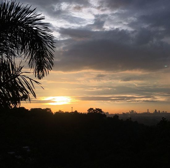 Antipolo City EyeEm Nature Lover Eyeemrelax Filipino Rainy Season The Philippines City View  Rainy Season Sundown Sunset Over Manila