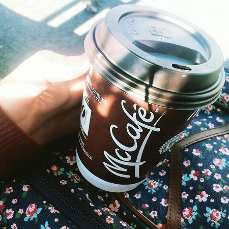 Hi! Goodmorning Coffee McCafe