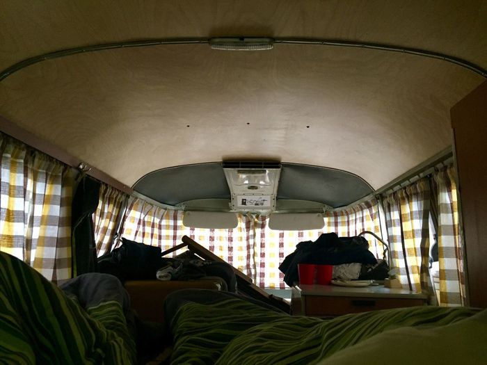 The Drive Aircooled VW T1 Vw Camper Van Travel Indoors  Vehicle Interior VW Bulli VW Bus