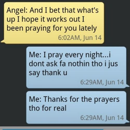 Thats why like 14 yrs later we so close...appreciate those who do the little things Liveit LoyaltyIsAMust