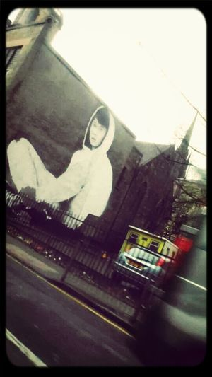 Urban Art By JUNIQE .in scotland click on the way