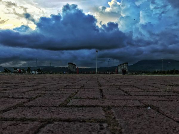Cloud - Sky Sky Weather Storm Cloud Outdoors Beauty In Nature Minahasa IPhoneography Mobilephotography