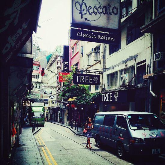 Streetphotography HongKong
