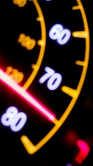 Deceptively Simple Speed Speedometer Carporn Gauges Neon Color Glowing