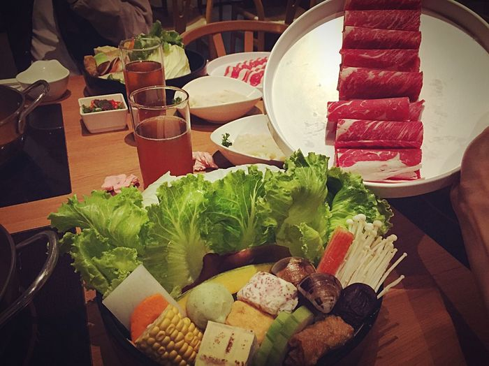 Food Dinner Hot Pot Enjoying Life Hello World Check This Out 飽餐一頓!
