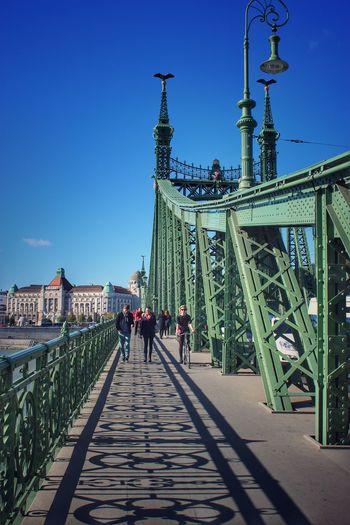 Kettenbrücke B