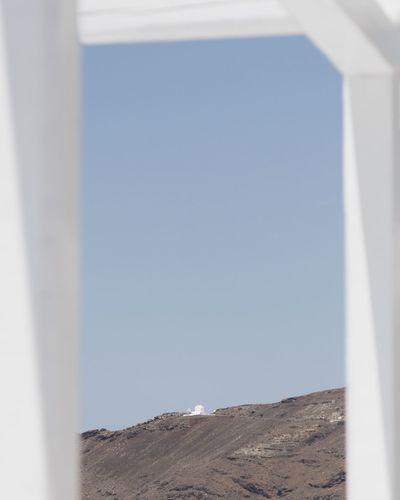 Desert Day Clear Sky Arid Climate No People Landscape Sky Outdoors Nature Scenics Santorini The Week On EyeEm Santorini, Greece EyeEmNewHere Spirituality