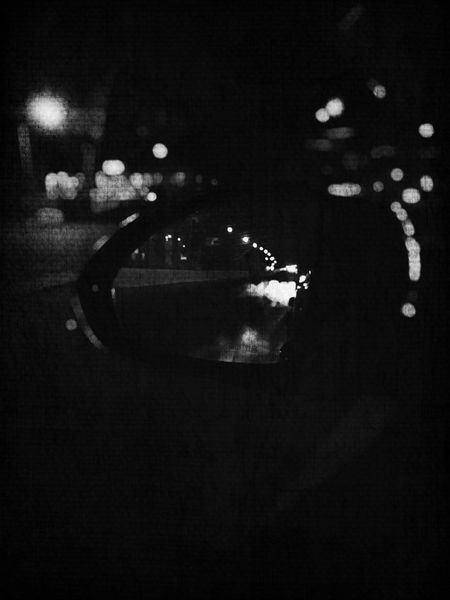Daliy Black&white Snap 흑백 일상 Blackandwhite Iphone6s IPhoneography Bw Car Mirror