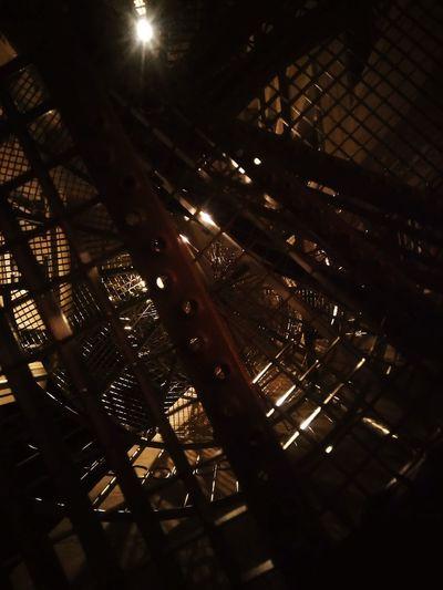 Stairs Urban Urbanphotography Stairs Night Night Lights Metal Metal Stairs Close-up #urbanana: The Urban Playground