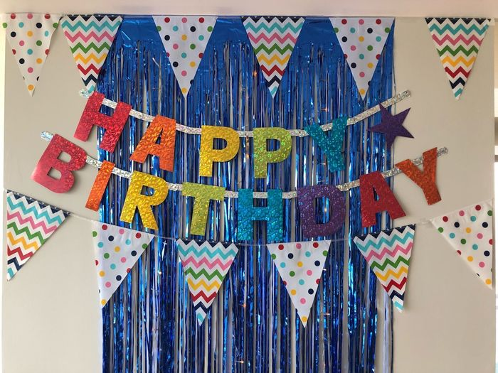 Happy Birthday Decoration 2018 Canada Birthday Photo Backdrop Photo Backdrop Backdrop Wall Hanging Decoration Happy Birthday Birthday Happy Choice Decoration Craft Variation Design Backgrounds Indoors  Collection Day