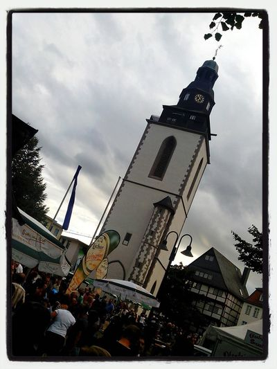 Stadtfest Gießen Stadtkirche AMPt - My Perspective