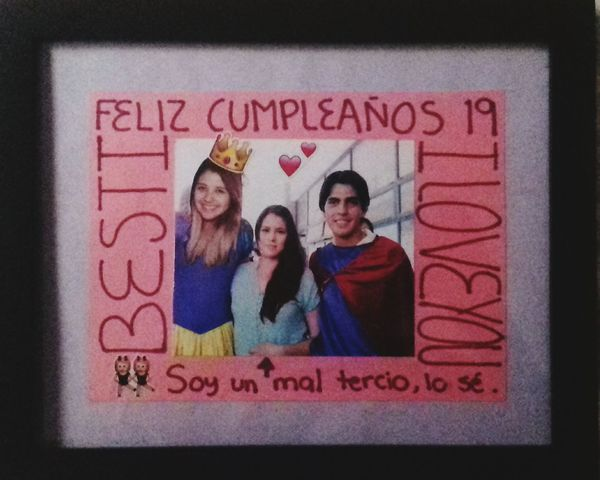 The Best Gift Ever Photo Photocollage Friends Crush 💜