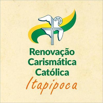 LOGO da diocese de Itapipoca. RCC Itapipoca Cear á Brasil Logotipo