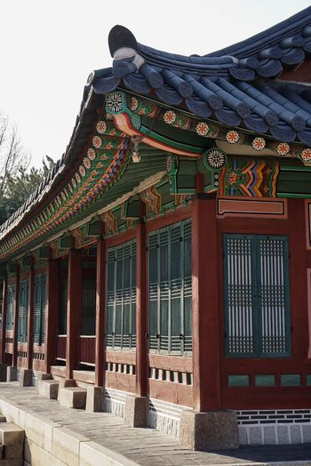 South Korea Seoul Temple Architecture History Travel Destinations Travel Cultures Religion Built Structure Ancient Place Of Worship Outdoors