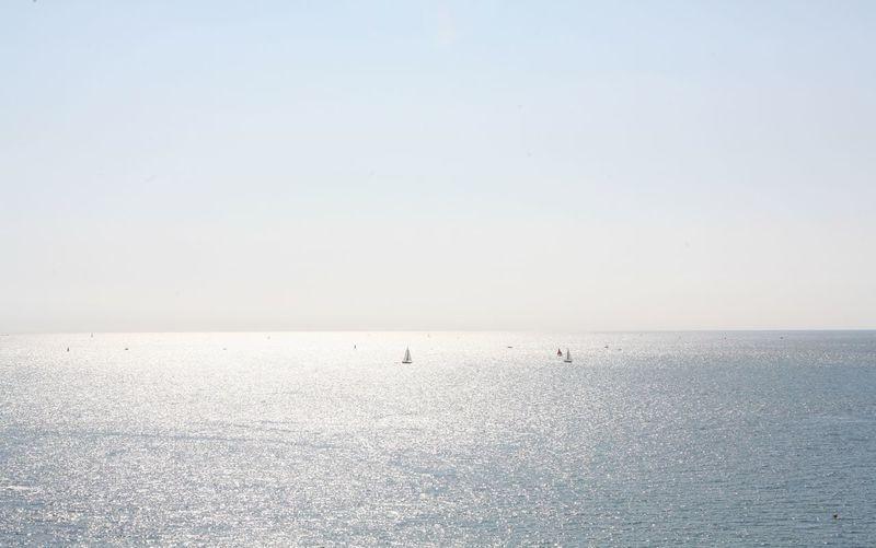 Sailboat Just