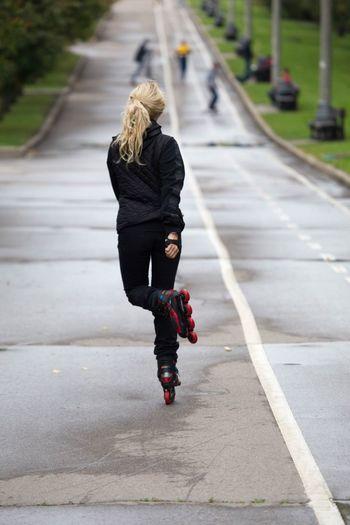 Nothing interesting.. Just Me escaping this September 👍🏻😒 Gloatgram Lifestyles Rollerskating Hobby