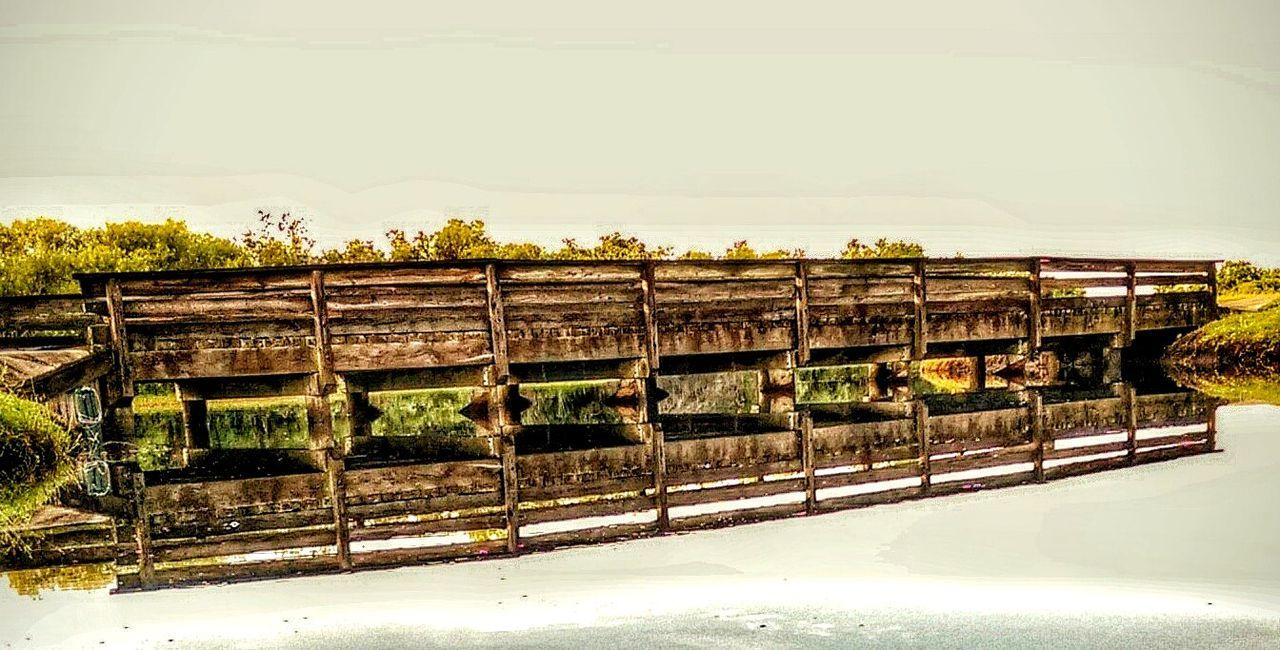 built structure, no people, day, outdoors, nature, architecture, water, sky