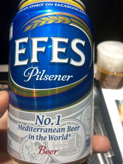 No, first Mediterranean beer is the Celtia !