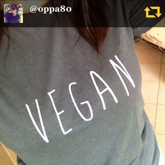 RG oppa80: Proud to be VEGAN #proudtobe #vegan #vegani #veganism #veganista #vegasofig #vegan4life #veganforlife #veganlifestyle #vegansofinstagram #swag #love #amore #amoreterno #regramapp Veganista Proudtobe Love Swag Amore Vegan Veganism Amoreterno Chiaralascura Vegansofinstagram Regramapp Vegasofig Veganforlife Vegan4life Vegani Veganlifestyle