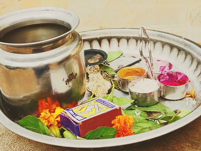 Home Is Where The Art Is Daily Routine Pooja Offering To The Gods Wishing For Health Peace And Prosperity For Everybodyy sarve jana sukhinobavantu, loka samasta sukhinobhavantu, samasta sanmangalani bhavantu