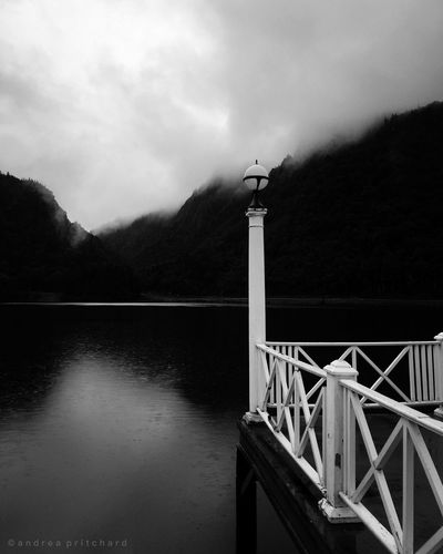 """""""Silence is a source of great strength"""" Blackandwhite Dream Tapestries Lanscape Photography Black And White Lost In The Landscape"""