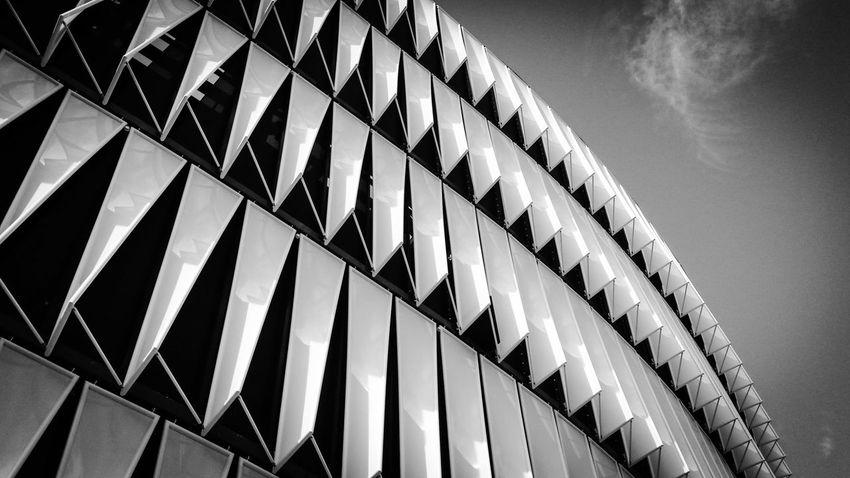 Architecture Architecture_bw Monochrome Blackandwhite Geometric Shapes