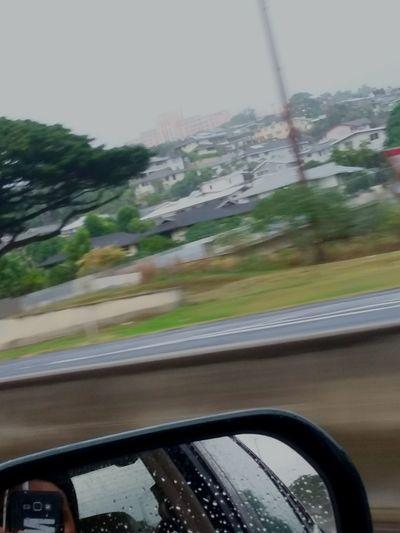 Tripler Hospital looking all mythical with yesterdays rain. Driving Scenics My Point Of View Hawaii Hawaii Life Realhawaii Honolulu, Hawaii Rain Rain Drops Rainy Days Car Vehicle Mirror Journey Landmark Building