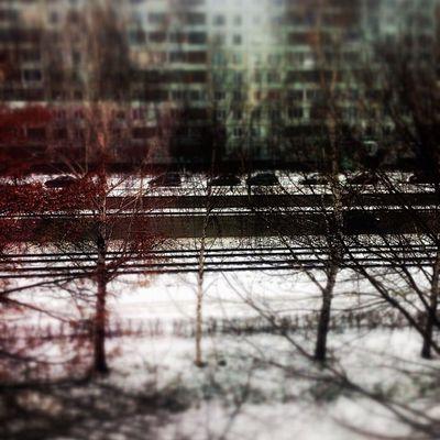 Chelny Winter Windows ГЭС