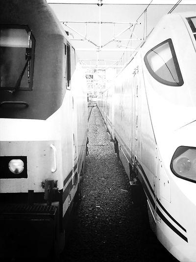 Pasadoypresente Valencia Estacion Trenes Valencia, Spain Valenciajoaquinsorolla