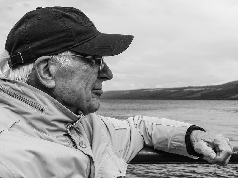 Moments Old Man Peace Travel Wanderlust Wisdom Aging Candid Close-up Headshot Nature Ocean Old Man And The Sea One Person Outdoors Peaceful People Real People Senior Adult Senior Men Side View Smile Thoughtful Water Wise