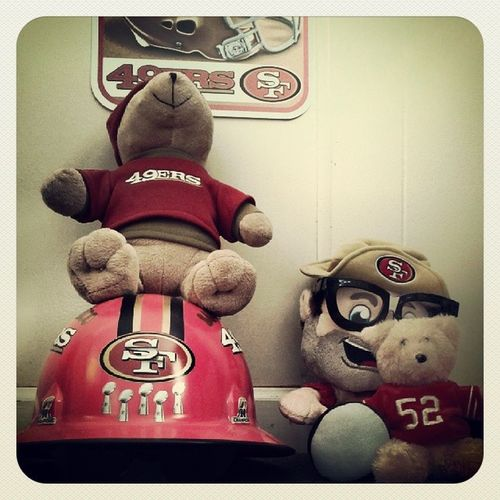 49ers 49erswebzone Sf49ers Gameday beatseattle football nfl playoffs