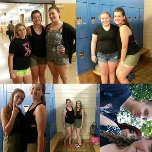 Yesterday was the best! Going to miss them!