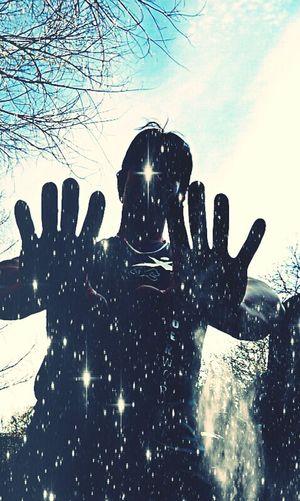 Hide And Seek Bouldern.<3 Nordic Light Schattenspiel