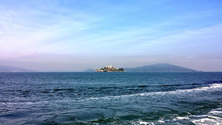 Alcatraz Alcatraz In Sight Alcatraz Island Landscape No People Outdoors San Francisco San Francisco, California Sea Water