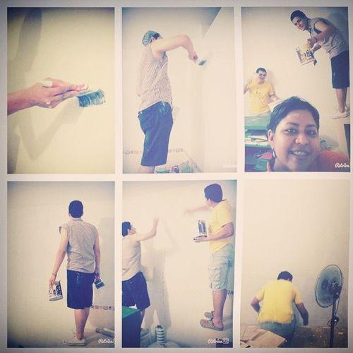 Pintando Proximamente ... Andres @ivosabandoc gracias.. amigos.!!
