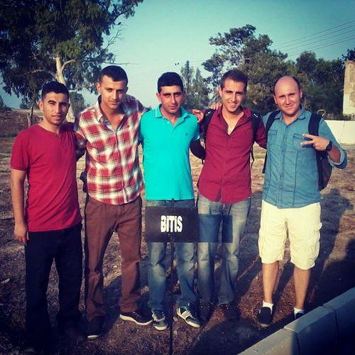 Tezkere Kıbrıs Bitis Son 20temmuz2014 Soldan sağa.. Engin taro , Osman erden , Hatip emrek ,ben, İbrahim topal
