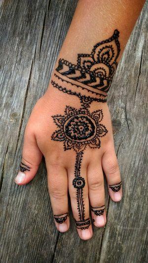 Hand India