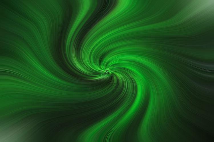 Full frame shot of green light painting